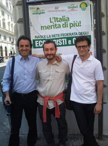 marco boschini,michele dotti,domenico finiguerra,ecologisti e civici,abbiamo un sogno,convention,Roma
