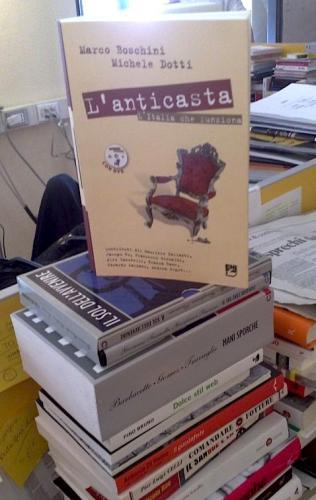 anticasta,libro,comuni virtuosi,marco boschini,michele dotti,emi