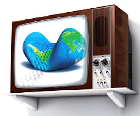 tv,cattive notizie,informazione,ansia,buone notizie,esempio,empatia,elevazione morale
