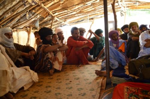 profughi,mali,tuareg,rifugiati,gandafabou,frontiera