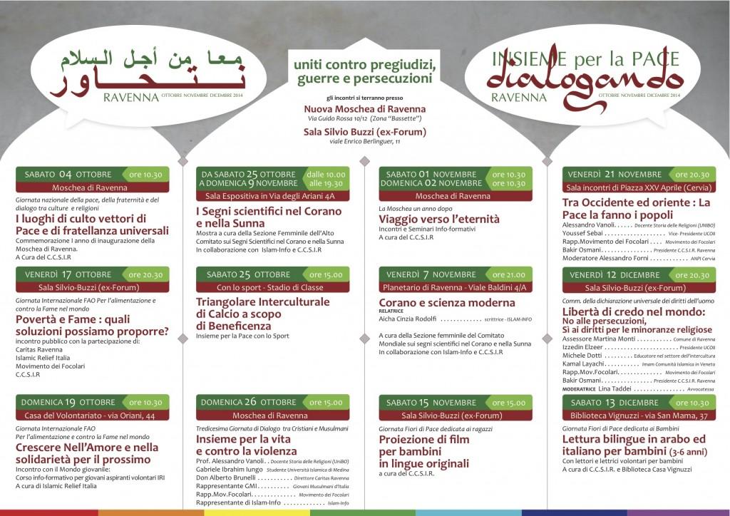 Insieme per la Pace Dialogando 2014-1