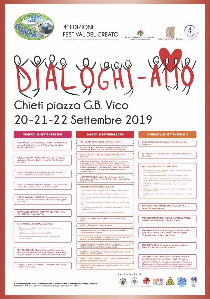 DialoghiAmo Chieti 2019